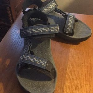 Teva Sandals Ladies Size 11